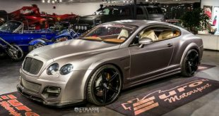 Strasse Wheels Bentley Continental GT 22  SP5R Deep Concave Monoblock 9 310x165 Amazing Autoworks tunt den Bentley Continental GT