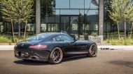 Tag Motorsports Mercedes AMG GT S On ADV.1 Wheels 6 190x105 Mercedes AMG GTS mit ADV.1 Wheels von TAG Motorsports