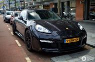 TechArt Panamera Grand GT Spot 2 190x125 Tuning   TECHART GrandGT Bodykit am Porsche Panamera Turbo