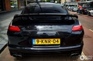 TechArt Panamera Grand GT Spot 4 190x126 Tuning   TECHART GrandGT Bodykit am Porsche Panamera Turbo