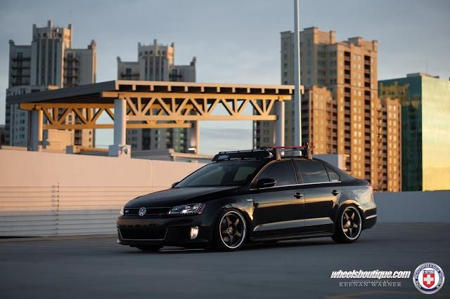 volkswagen jetta gli on hre 595rs by hre wheels tuning 6. Black Bedroom Furniture Sets. Home Design Ideas