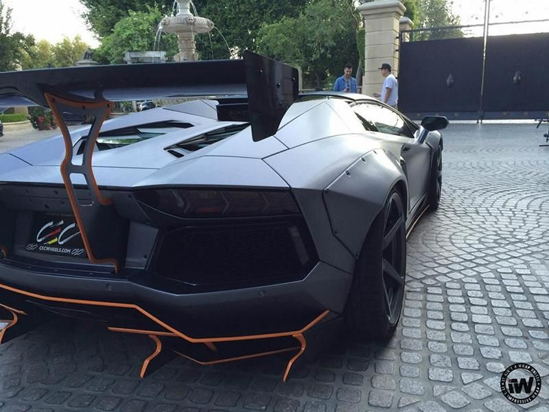 Wide-Body-Aventador-Brushed-Steel-tuning-2