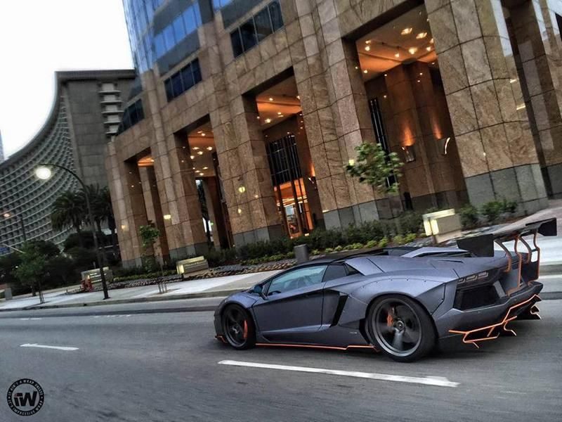 Wide-Body-Aventador-Brushed-Steel-tuning-4