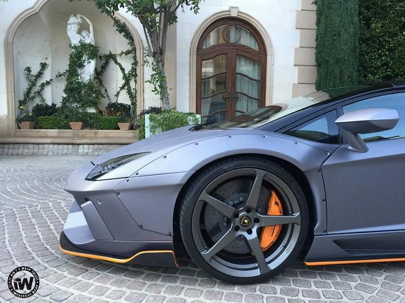 Wide-Body-Aventador-Brushed-Steel-tuning-8