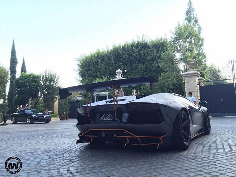 Wide-Body-Aventador-Brushed-Steel-tuning-9