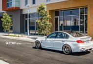 adv1 bmw m3 f80 adv6 2 polished gunmetal 5 190x130 19 Zoll ADV6.2 MV1 CS Wheels auf dem BMW M3 F80
