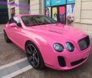 bentley china pink 0 660x557 1 135x114 Alles Pink oder was? Bentley Continental Supersport in China
