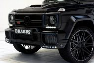 brabus 700 widestar for g63 amg is a sinister off road batmobile 4 190x127 Weiße Weste mit dem Brabus 700 auf Mercedes G63 AMG Basis