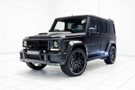 brabus 700 widestar for g63 amg is a sinister off road batmobile 5 190x127 Weiße Weste mit dem Brabus 700 auf Mercedes G63 AMG Basis