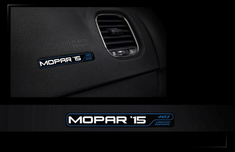 The new 2015 Dodge Charger R/T interior is further enhanced by M