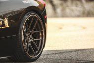 ferrari 458 italia on brixton forged wheels tuning 2 190x127 Novitec Rosso Ferrari 458 Italia mit 22 Zoll Brixton Wheels