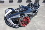 forgiato ECL Tuning polaris slingshot 1 155x103 3 x Forgiato Wheels Alufelgen auf dem Polaris Slingshot