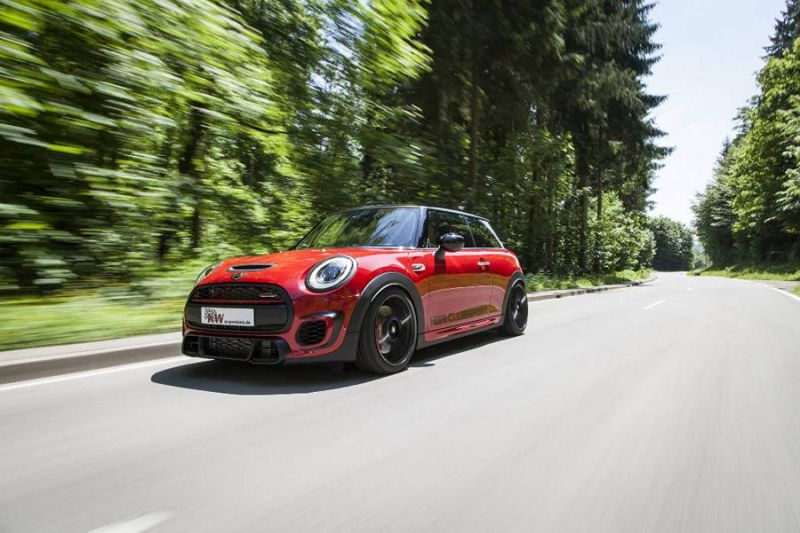 mini john cooper works mit kw gewindefahrwerk tuningblog. Black Bedroom Furniture Sets. Home Design Ideas