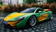 mclaren mso china yellow tuning 1 190x110 MSO McLaren P1   Kunterbunt in China gesichtet