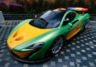 mclaren mso china yellow tuning 5 190x132 MSO McLaren P1   Kunterbunt in China gesichtet