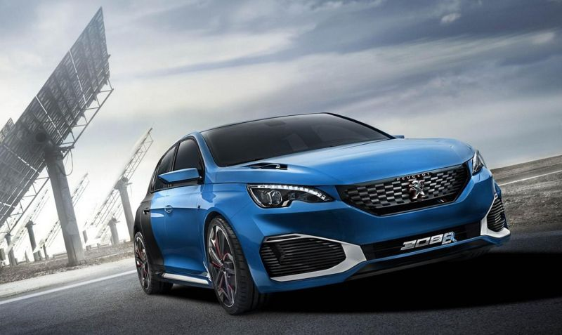 peugeot to show 308 gti at goodwood festival 1 Peugeot präsentiert eventuell den 308 GTI zum Goodwood Festival of Speed 2015