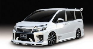 rowen s impression of a badass toyota voxy resembles an albino zerg video photo gallery 7 310x165 Rowen International Nissan R35 GT R Modell 2017 Bodykit
