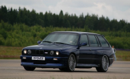 the legend is true heres a 4 door bmw 3 190x116 Traumhaft   BMW E30 M3 Limousine und Touring