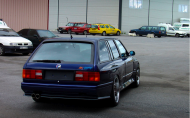 the legend is true heres a 4 door bmw 4 190x118 Traumhaft   BMW E30 M3 Limousine und Touring