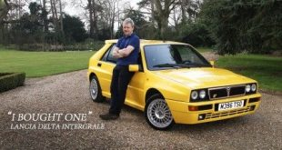 video 1994 lancia delta integral 310x165 Video: 1994 Lancia Delta Integrale Evo II