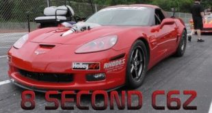video chevrolet corvette c6 z06 310x165 Video: Chevrolet Corvette C6 Z06   8 Sekunden mit 1.400 PS