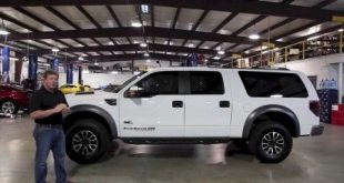 video hennessey velociraptor suv 310x165 Video: Hennessey VelociRaptor SUV Ford F 150 SVT Raptor