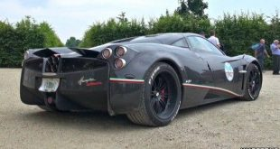 video titanium sportauspuff am p1 310x165 Video: Titanium Sportauspuff am Pagani Huayra   Irrer Sound