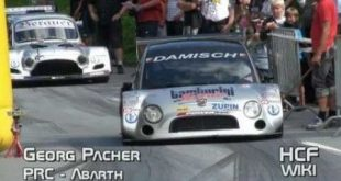video verrueckte kugel georg pac 310x165 Video: Verrückte Kugel   Georg Pacher´s Fiat 500 Abarth PRC Rennwagen
