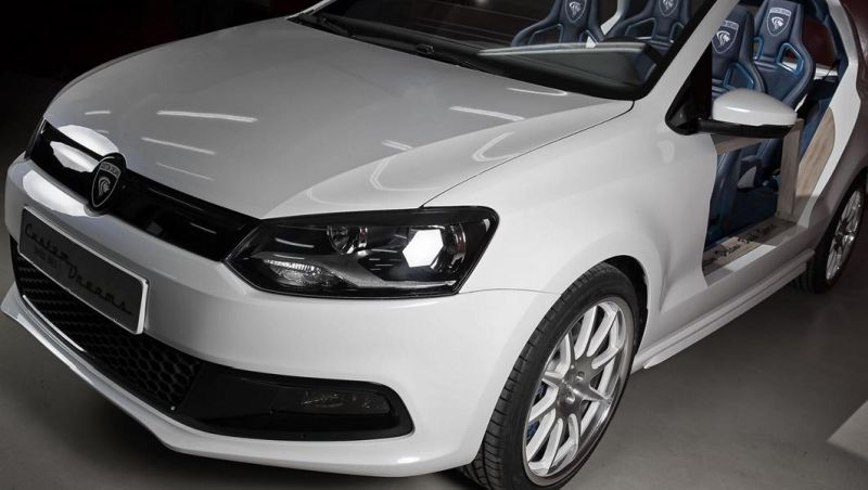 vw polo custom dreams 1 Custom Dreams schneidet den VW Polo GTI auf...