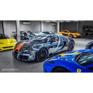 10407721 10153457769062801 2216767211070674794 n 190x190 StickerCity Chrom Folierung am Bugatti Veyron