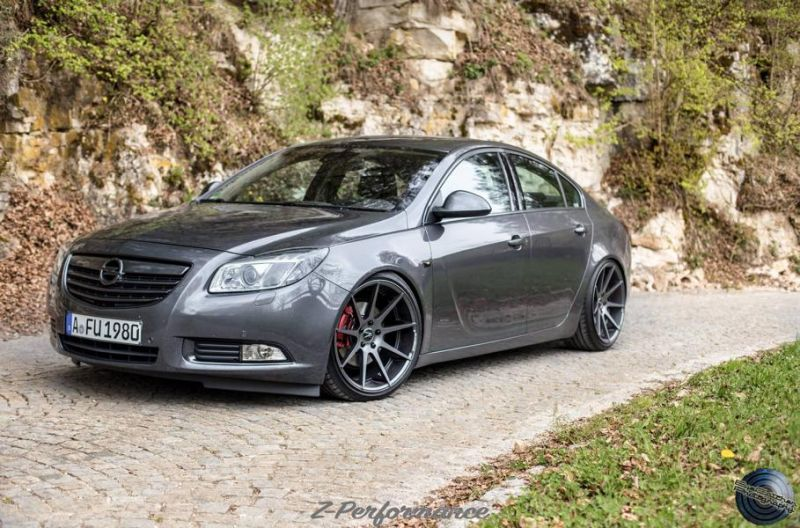 10658767 768577989914286 4316306829822101720 o 20 Zoll Z Performance Wheels am Opel Insignia