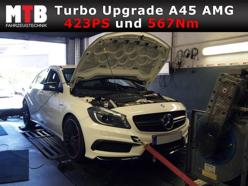 10927232 925136160866125 967655265446215215 o MTB Tuning Mercedes A45 AMG Stage 2 mit 423PS