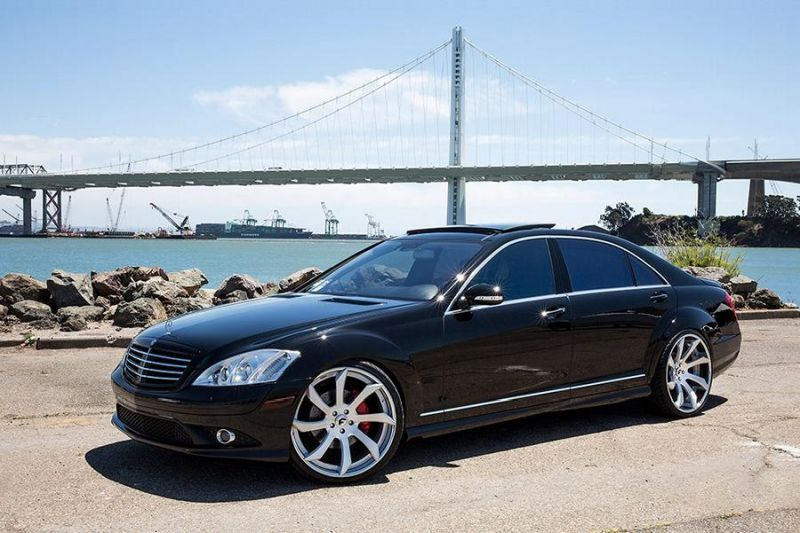 11011676 10153035137986662 1333450693239071339 o Mercedes Benz S550 S Klasse mit Forgiato Wheels