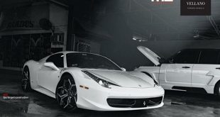 11045851 971866476189432 7886429967739429819 or 310x165 Vellano Forged Wheels on the Ferrari 458 Spyder in white