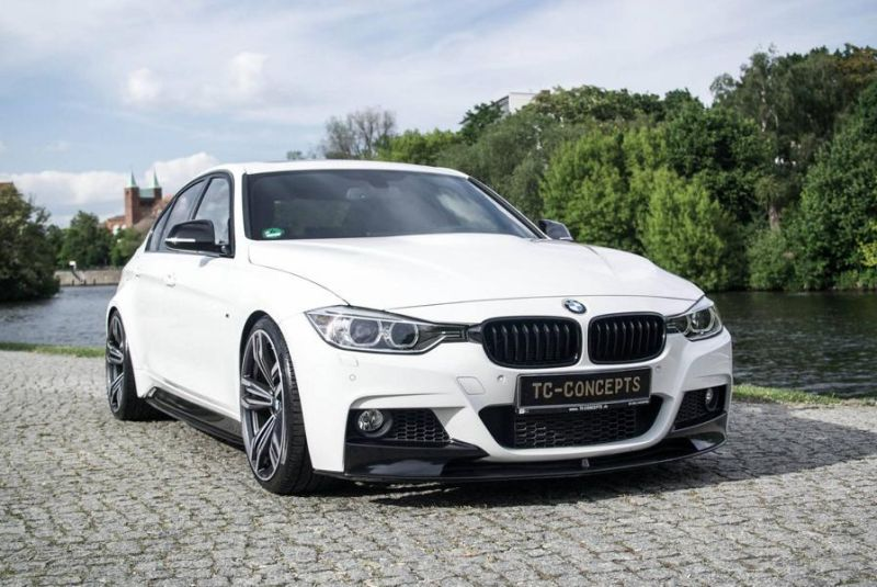 Tc Concepts Decent Tuning On The Bmw F30 335d