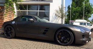11168917 925067370883881 3804256310151650025 n 310x165 MR CAR DESIGN legt den Mercedes SLS AMG tiefer