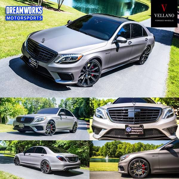 11218168 967864389922974 147963021724531193 n Vellano Forged Wheels VM03 am Mercedes S63 AMG