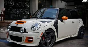11313086 1009830982360562 420323263834244325 o 310x165 BMW Mini R56 S Bodykit by Tuner Prodrive
