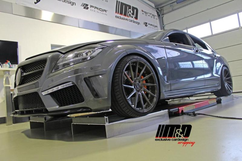 11411982 953633367991911 512438977656233937 o Mercedes CLS W218 Tuning by M&D exclusive cardesign