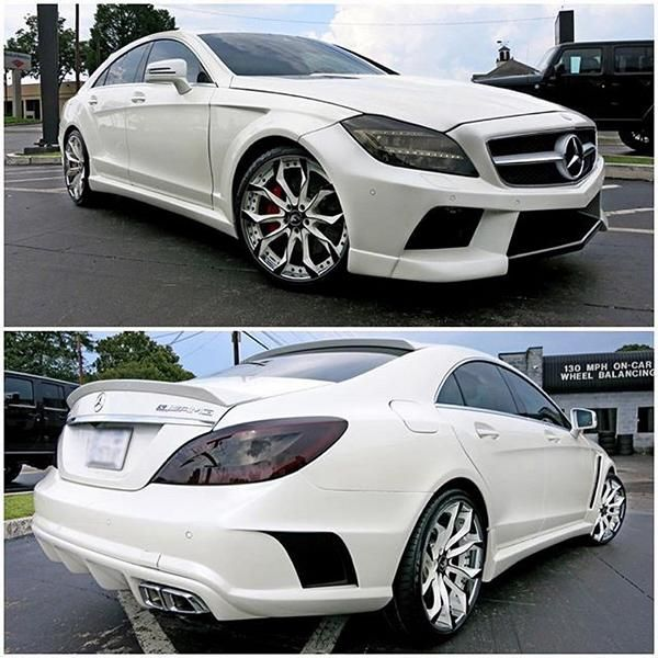 11698704 10152996248631662 1999171713773227918 n Forgiato Wheels Alufelgen   Mercedes CLS 63 by Misha Design