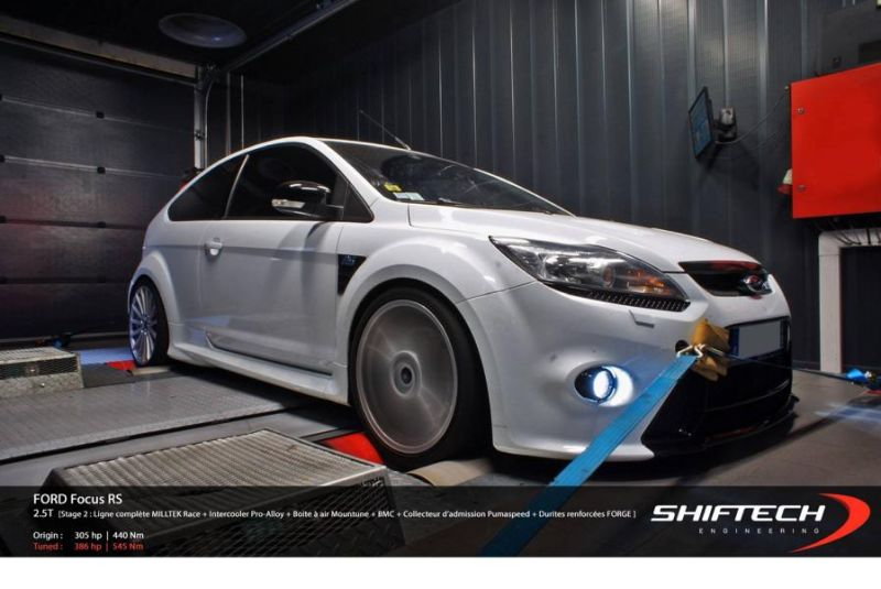 11699002 1037903432886970 1510912867875660397 o Shiftech Ford Focus RS 2.5T mit 386 PS & 545 NM