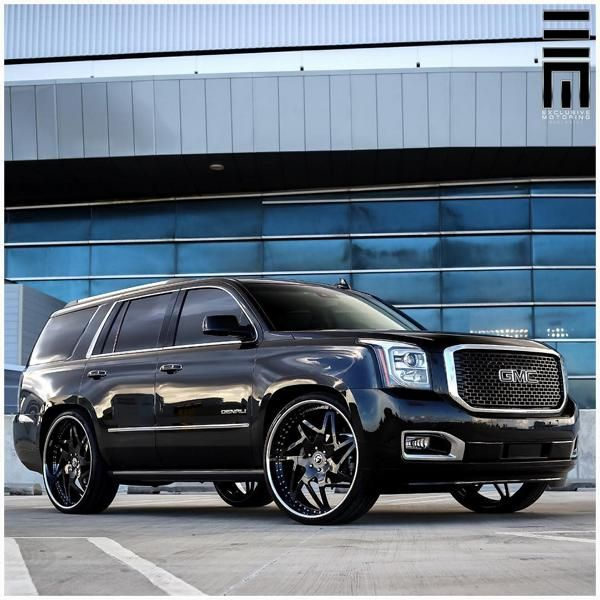 11741065 10153020931576662 8310891019597705457 o Forgiato Wheels 28 Zoll am GMC Denali by Exclusive Motoring