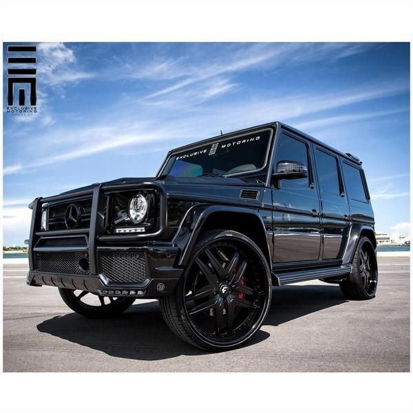forgiato wheels in 26 zoll an der mercedes g klasse g63. Black Bedroom Furniture Sets. Home Design Ideas
