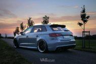 11755522 946231842101332 2397040715537276489 n 190x127 20 Zoll mbDesign LV1 am Audi RS3 8V von K custom