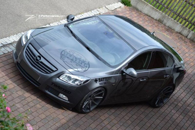 11816132 709545702484182 6953160596285821826 o 20 Zoll Z Performance Wheels am Opel Insignia