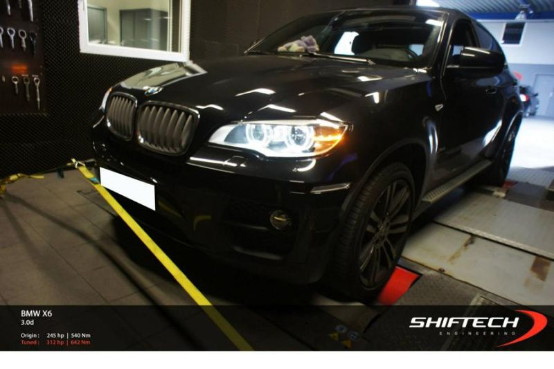 11822904 10154070367809128 6768832277547728630 o BMW X6 30d mit 312 PS Chiptuning by Shiftech