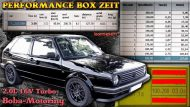 12238284 1194944500532039 5445143645355276245 o 190x107 Video: Boba VW Golf MK2 1.233PS von 100 200km/h in 3,0s