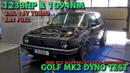 12239371 1194944650532024 8882505079870835655 o 190x107 Video: Boba VW Golf MK2 1.233PS von 100 200km/h in 3,0s