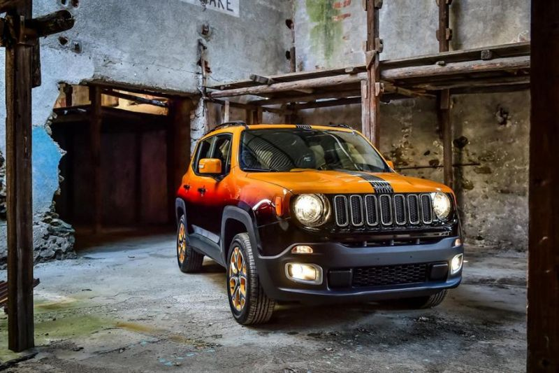 14612906593276 tuning 1 Garage Italia Customs veredelt den Jeep Renegade