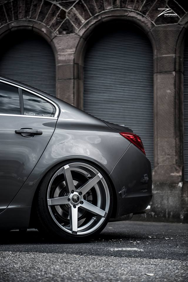 20 Zoll Z Performance Wheels ZP.SIX Opel Insignia Tuning 1 20 Zoll Z Performance Wheels am Opel Insignia
